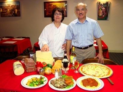 Davincis Italian Family Restaurant